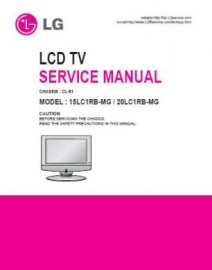 20LC1RB-MG Service Manual