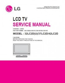 42LC2D Service Manual