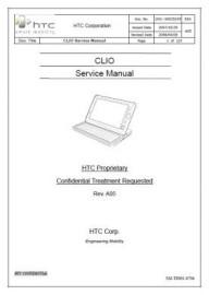 Clio/Shift Service Manual