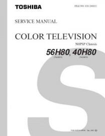 56H80 Service Manual