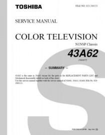 43A62 Service Manual