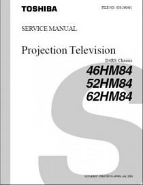62HM84 Service Manual
