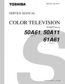61A61 Service Manual