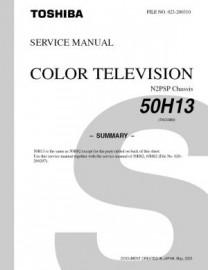50H13 Service Manual