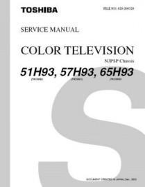 65H93 Service Manual