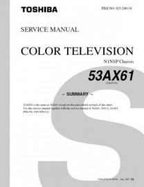 53AX61 Service Manual