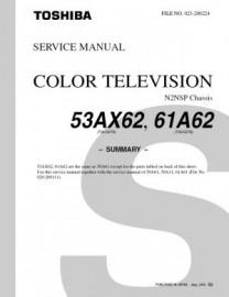 61A62 Service Manual