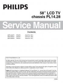 58PFL4909/F8 Service Manual