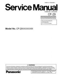 CF-29 Service Manual