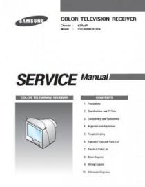 CS-21K9MJZX Service Manual