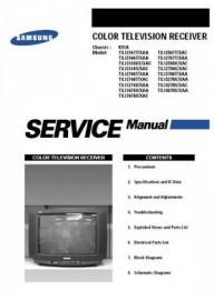 TXJ2768T/XAC Service Manual