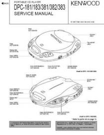 DPC-383 Service Manual