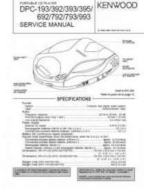 DPC-993 Service Manual