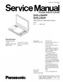 DVD-LS90 Service Manual