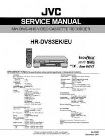 HR-DVS3EK Service Manual