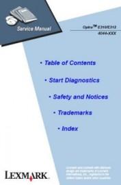 Optra E310 Service Manual