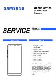 Samsung Galaxy Note 8 (SM-N950U/W/U1) Service Manual