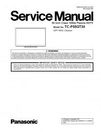 TC-P55GT30 Service Manual