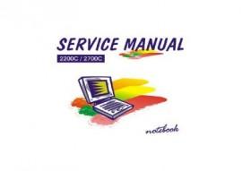 Travelmate 2200C Service Manual