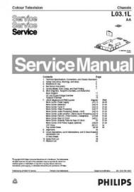 14PT3131/44R Service Manual