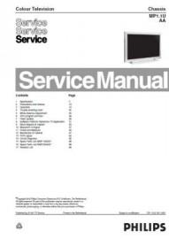 42MF130A/37 Service Manual