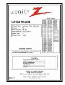 B36A24ZF Service Manual