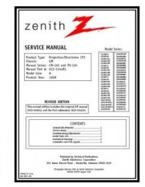 A56M91W Service Manual