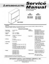 WS-55909 Service Manual