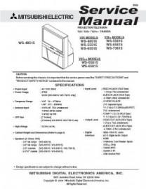 WS-65815 Service Manual