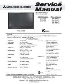 WD-Y65 Service Manual