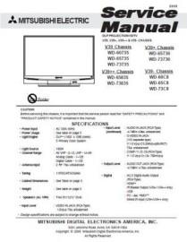 WD-73835 Service Manual