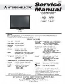 LT-37132 Service Manual