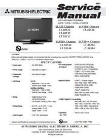 LT-46144 Service Manual