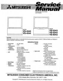 VS-5044 Service Manual