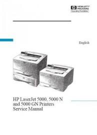 5000 N Service Manual