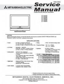 LT-3020 Service Manual