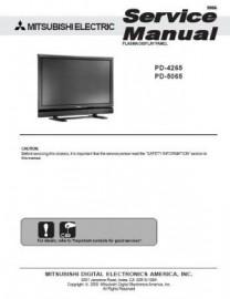 PD-4265 Service Manual