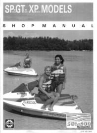 1991 SeaDoo XP Service Manual