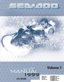 1999 SeaDoo XP Limited Service Manual